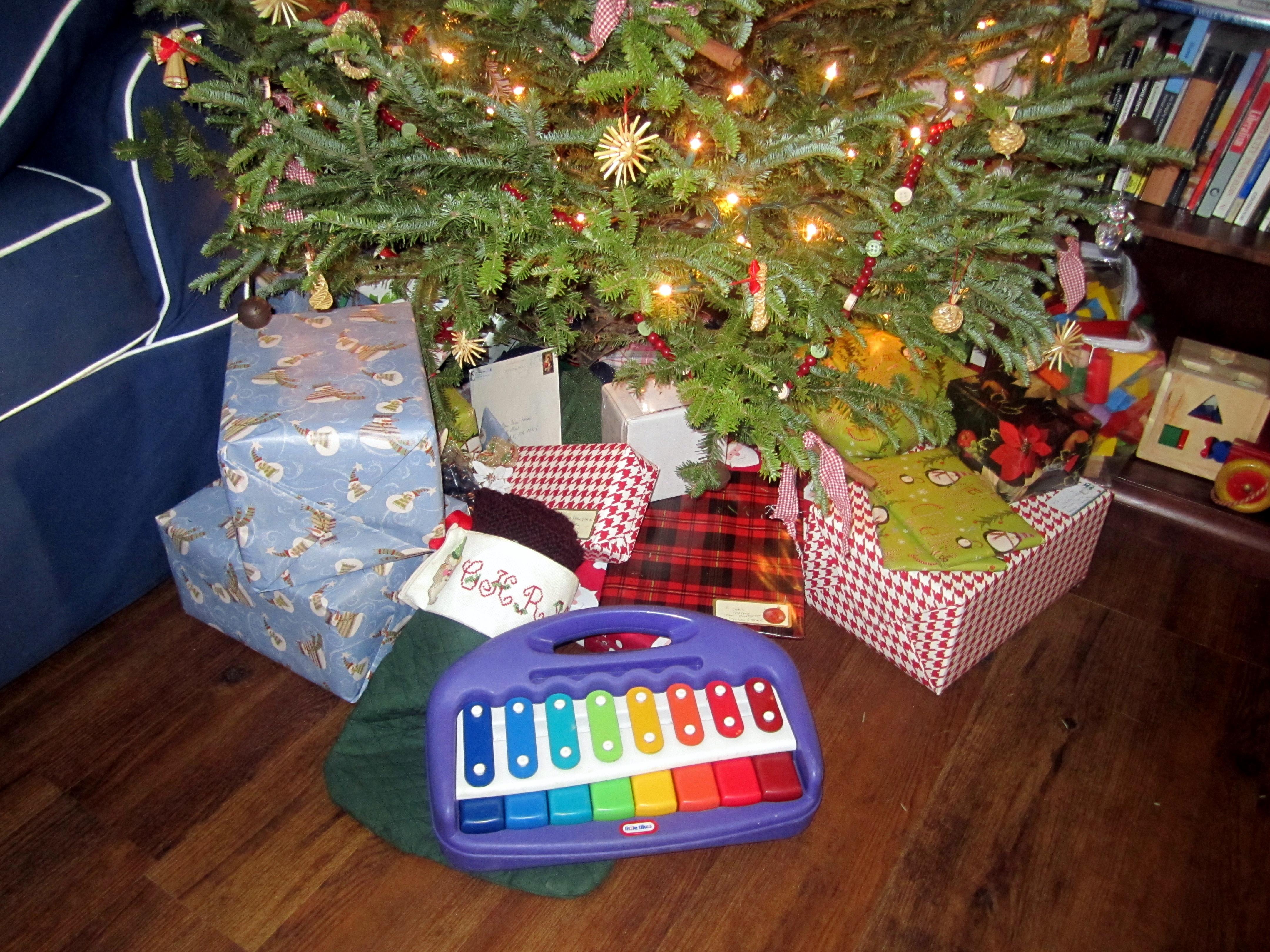 Reflections on Christmas - Au Coeur